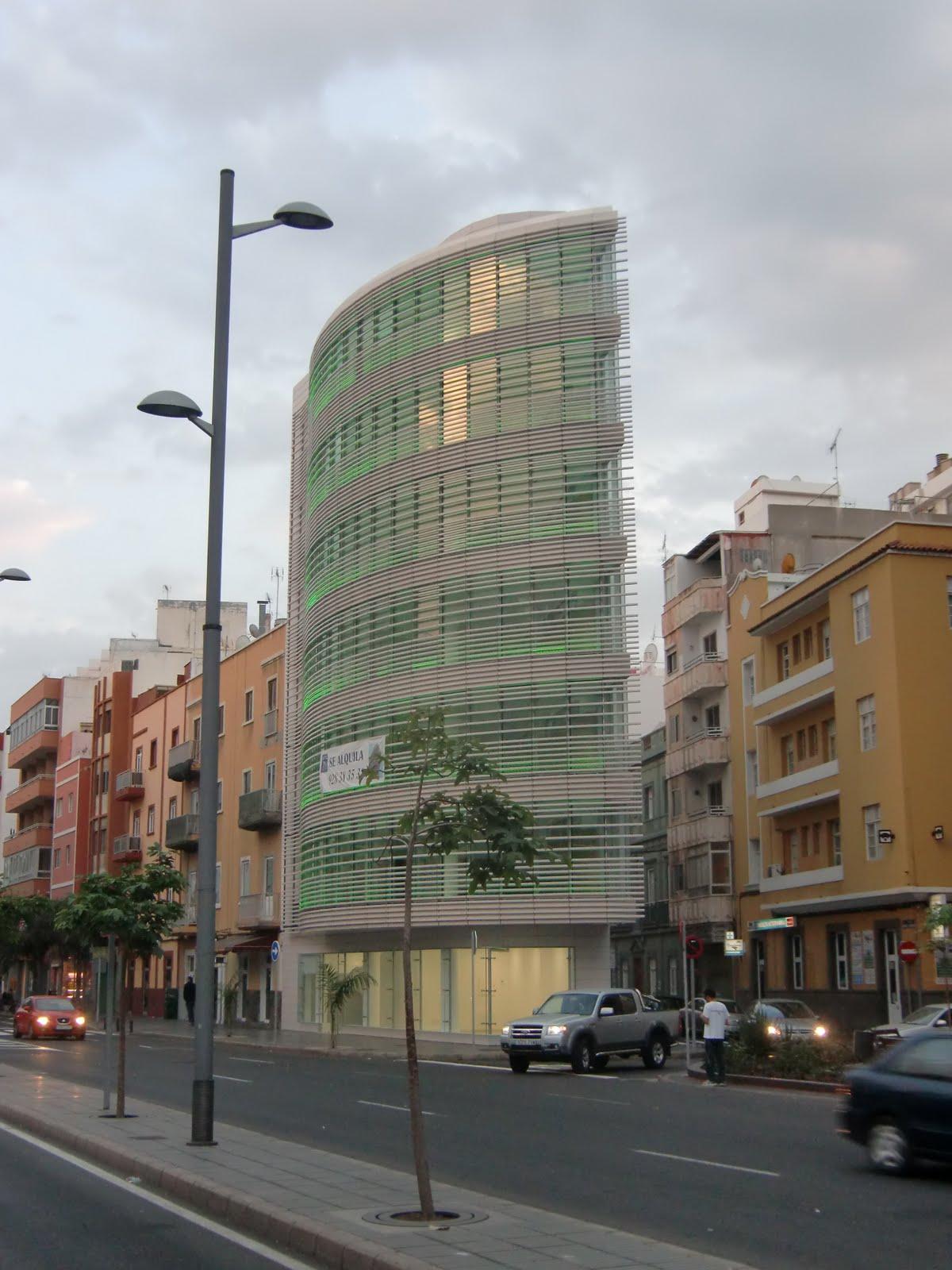 Black and white photography arquitectura edificio moderno for Arquitectura las palmas