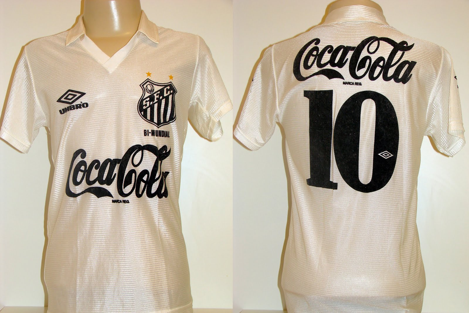 Todos os patrocinadores do uniforme do Santos FC 09d7b8370d4d8