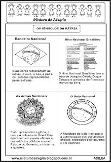 Símbolos da Pátria