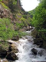 Чернореченский каньон, каньон Узунджа