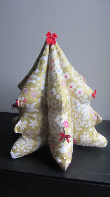 Sewaholic Stanley Christmas Tree sewing pattern