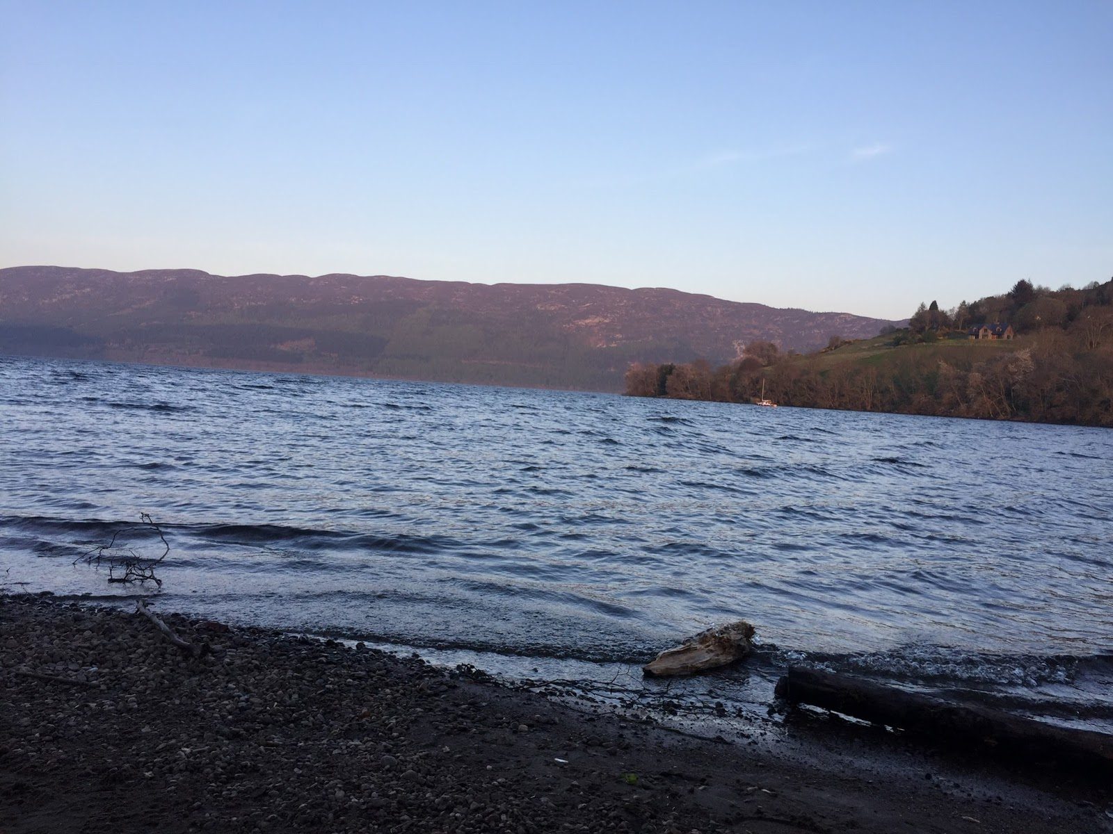 Boy, 9, takes 8th official picture of Loch Ness monster of 2016