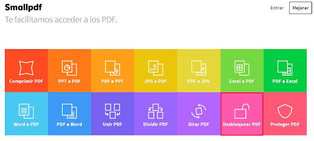 Cómo eliminar contraseña de archivos PDF