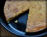 March - Simple Cast Iron Southern Corn Bread