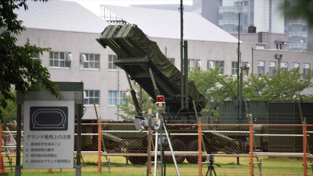 Japón desplegará misiles Patriot ante posible ataque norcoreano