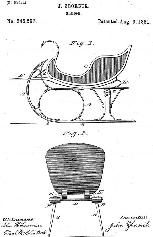 U.S. Patent 245,947