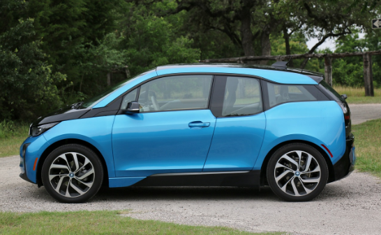 2017 BMW i3 with Range Extender Review