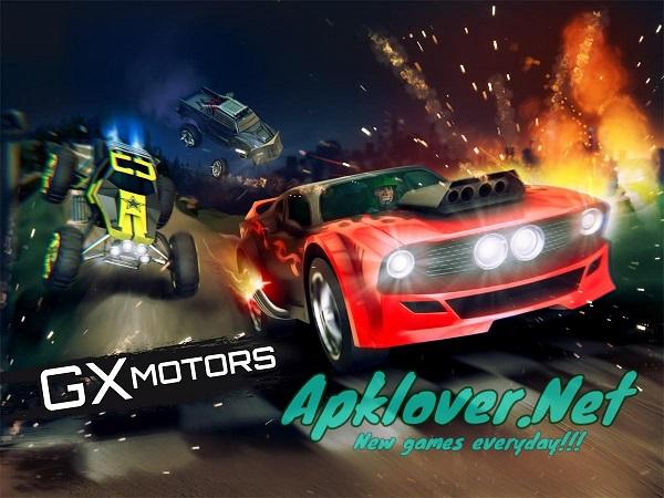 GX Motors MOD APK