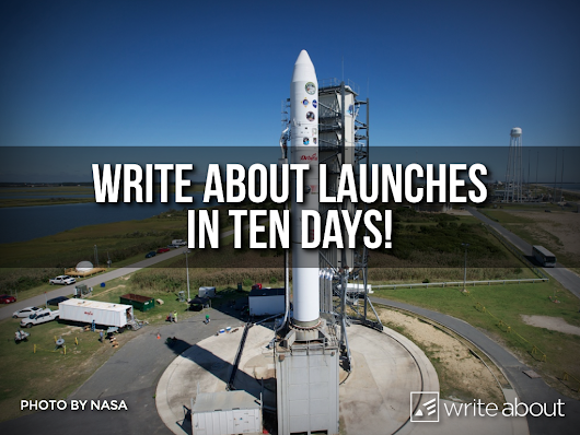 Write About Launches in Ten Days | John Spencer