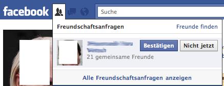 Facebook Freundschaftsanfragen Von Ausländern