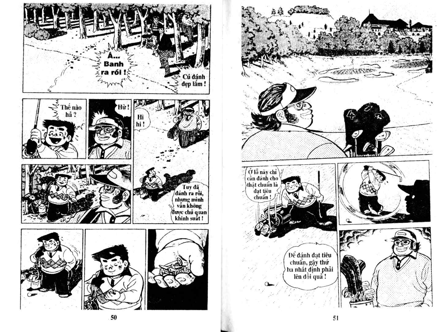 Ashita Tenki ni Naare chapter 14 trang 24