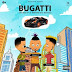 Strange Ott - Bugatti (feat. Nikotina Kf & Bestazza) [Prod. Strange Ott]