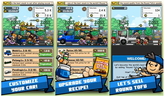 Tahu Bulat MOD Unlimited Money v8.0.5 Terbaru Gratis