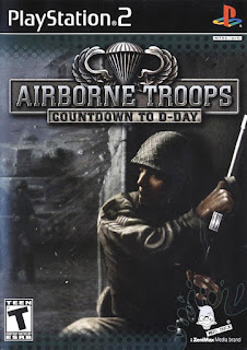 Airborne Troops- Countdown To D-Day PS2