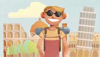 Logo Diventa viaggiatore Gluten-Free e vai alla scoperta dell'Italia