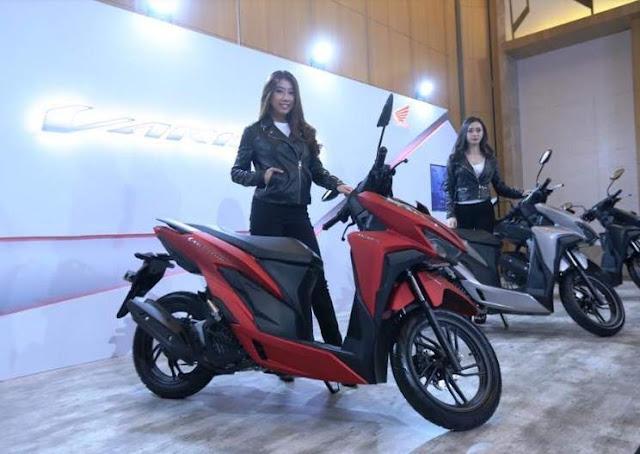 All New Honda vario 125 dan 150 tahun 2018