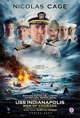 USS Indianapolis: Men of Courage Poster