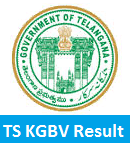 TS KGBV Result