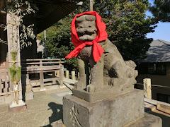 小動神社狛犬