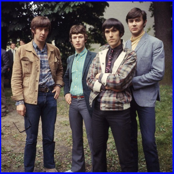 THE SPENCER DAVIS GROUP