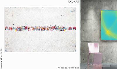 Moderne Kunst: Objektausstattung