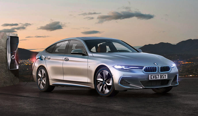 2020 BMW 4 Series GT Electric Coming to Take on Tesla Model 3