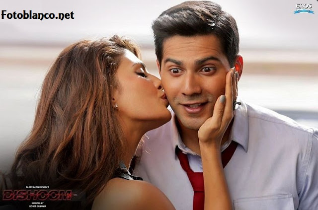 Varun Dhawan dishoom