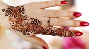 Mehndi Designs For Hands Simple : Simple mehndi designs for hands