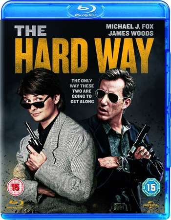 Poster Of Shoot on The Hard Way 1991 Dual Audio 720p BRRip [Hindi - English] Free Download Watch Online