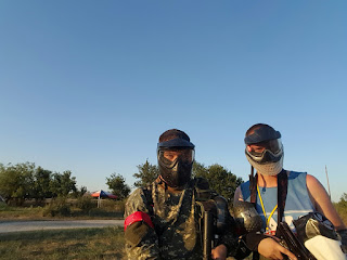at Petty Paintball