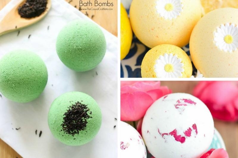 10 DIY Lush Bath Bombs To Feel Like You're In Heaven