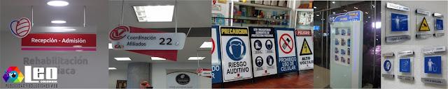 Publicidad Acrilico y Señalizacion en Manizales