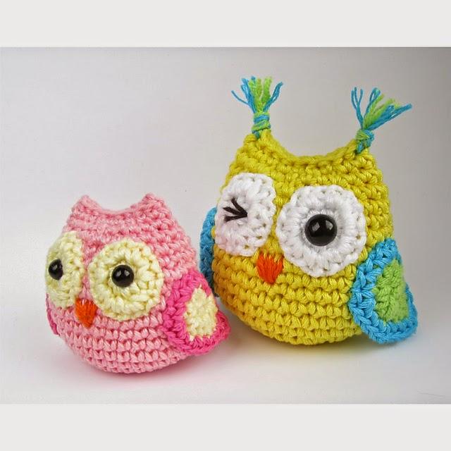 La Magia del Crochet: B?HOS AMIGURUMI