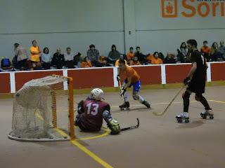 hockey patines, Laguna Negra- Gurutzeta