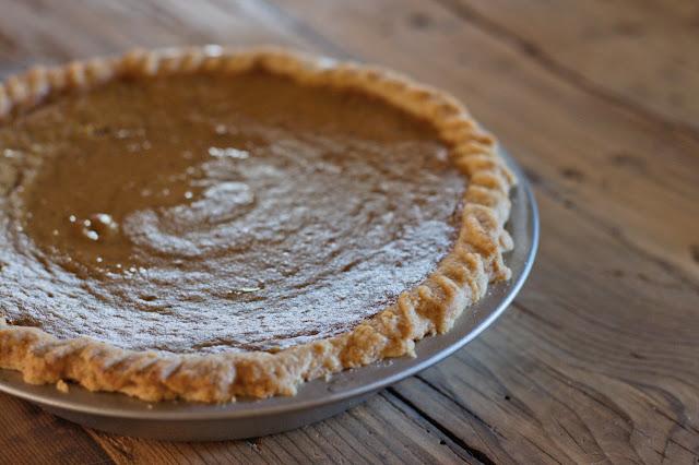 7-inch Pumpkin Pie