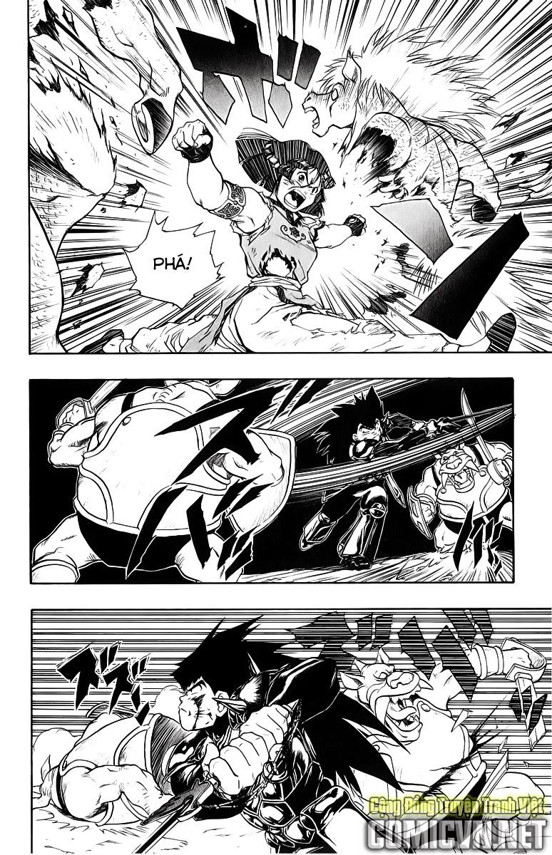 Dragon Quest: Emblem of Roto chapter 28 trang 33