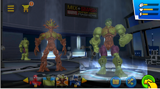 Download Mix+Smash Marvel Mashers 1.5 MOD APK + Data