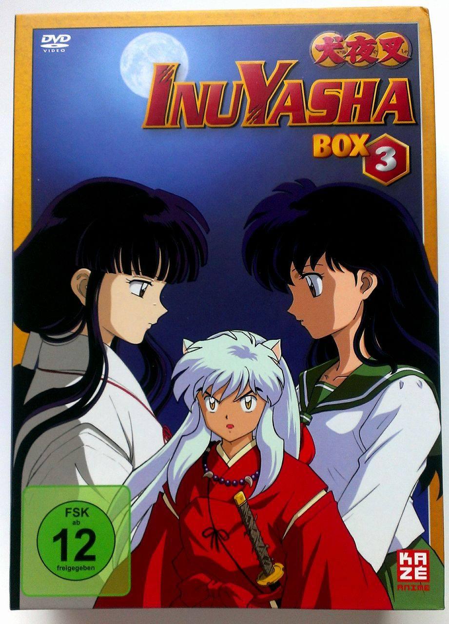 Inuyasha Serie