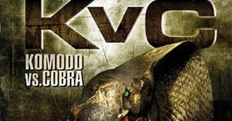 The B-Movie Shelf: Komodo vs Cobra (2005)