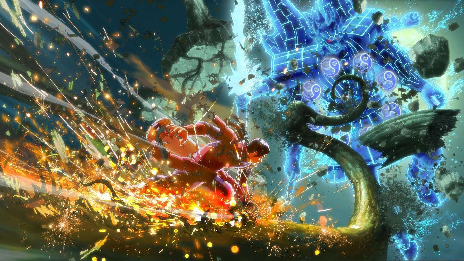 Naruto Shippuden Ultimate Ninja Storm 4 Review Drm Gamecast