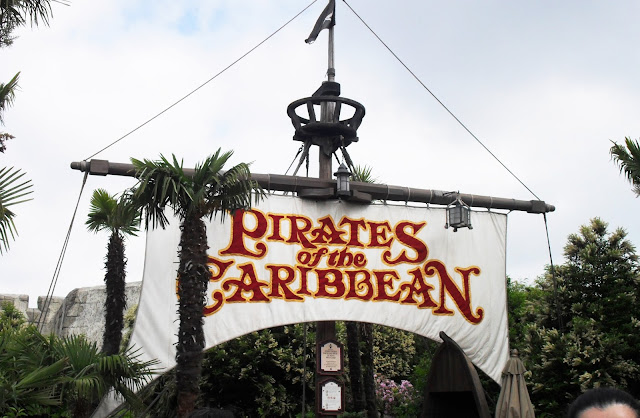 Pirate of the Caribbean, Disneyland Paris, Disneyland Ride,
