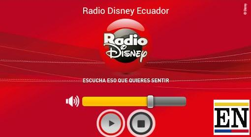 radio disney quito ecuador