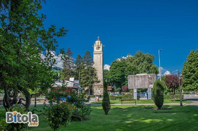 Clock Tower Bitola, Macedonia