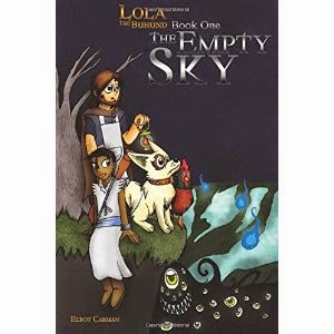 lola the buhund, book one, the empty sky, elbot, buhund