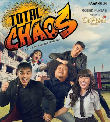 Total Chaos (2017) SDTV Full Movie