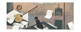 """من هو حسين بيكار؟ محركات البحث """"جوجل"""" ترفع شعار """"حسين بيكار"""" السيرة الذاتية عن بيكار وأهم أعماله"""