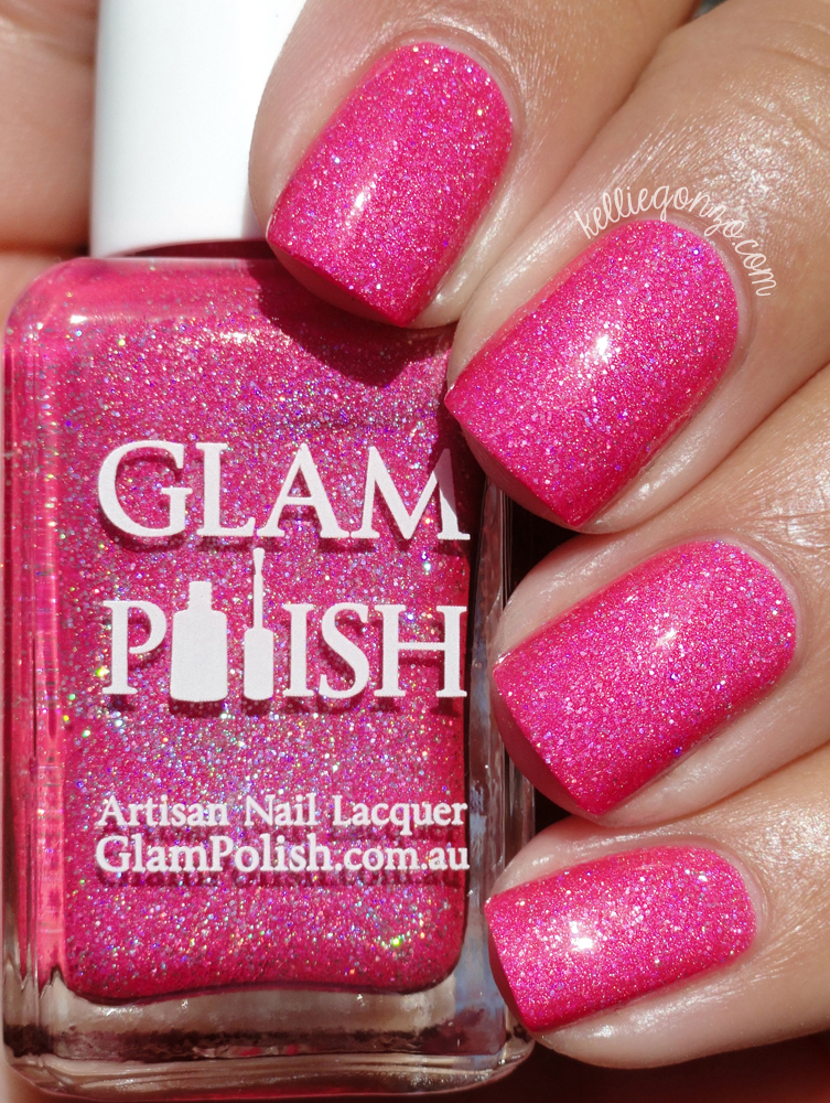 Glam Polish Her Own Kingdom
