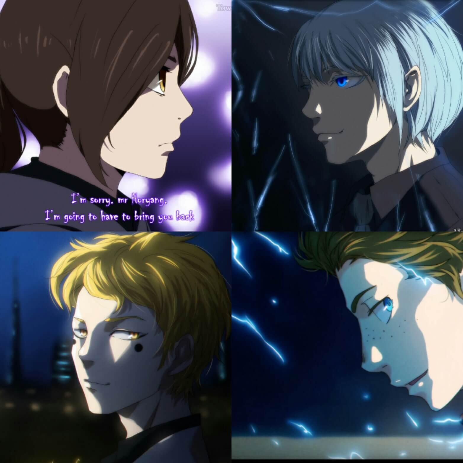Petisi Animasi Tower of God Anime Netflix - Tower of God