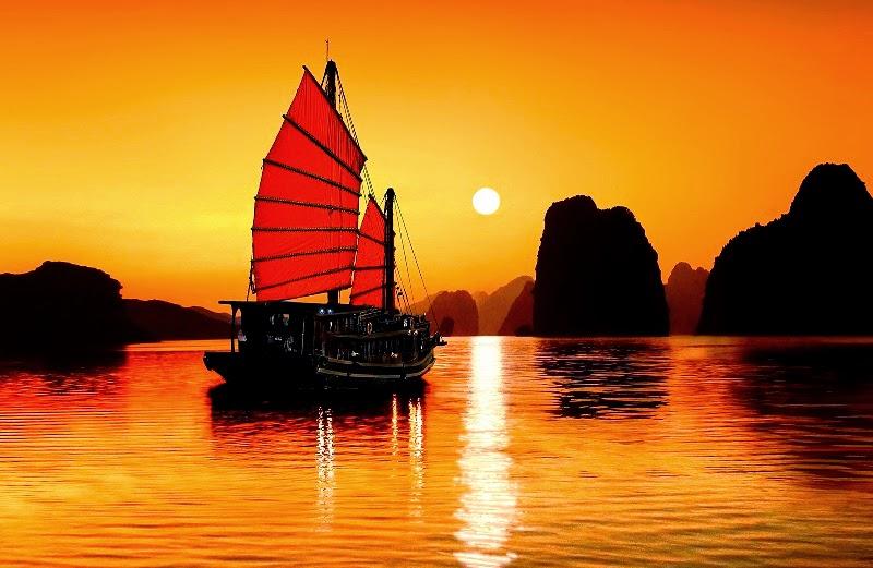 Ảnh vịnh Hạ Long