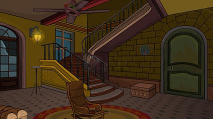 Abandoned House Girl Escape